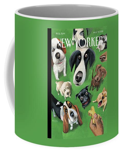 Summer Treat Coffee Mug