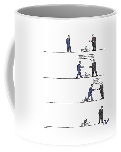 The Art of Political Compromise Coffee Mug