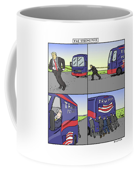 The Strongman Coffee Mug