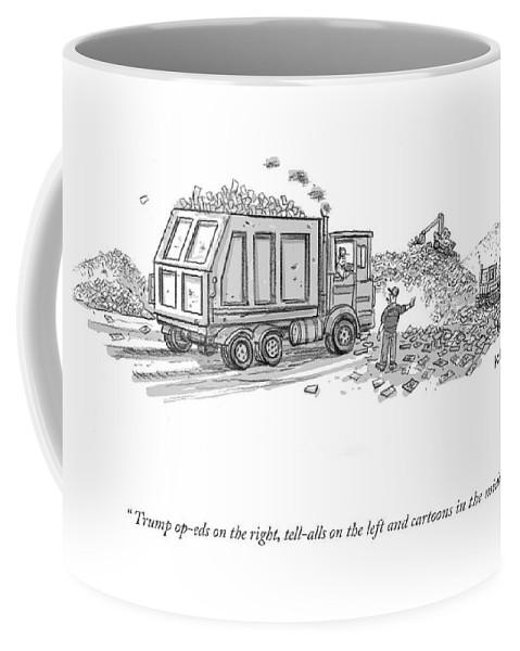 Trump Dump Coffee Mug