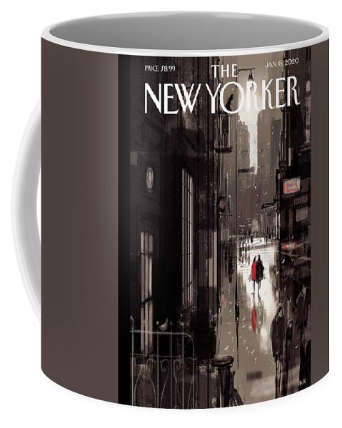 Twilight Avenue Coffee Mug