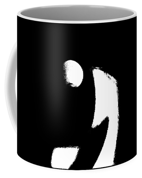 Abstract Coffee Mug featuring the photograph Unknown by Holly Morris