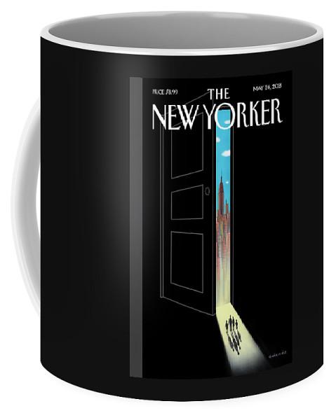 Venturing Out Coffee Mug