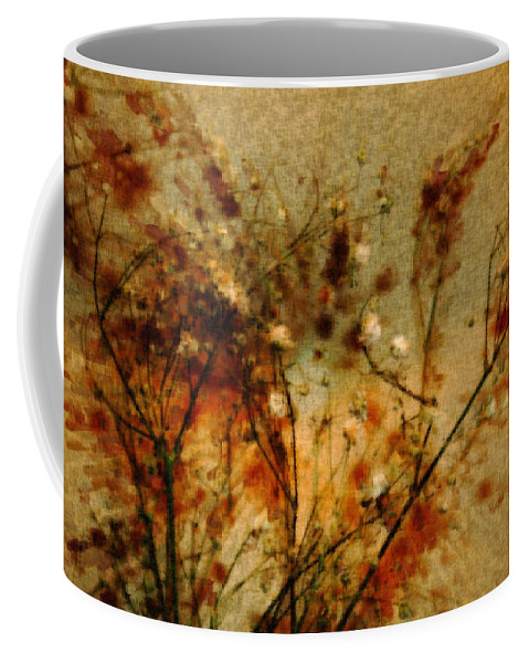 Vintage Art Coffee Mug featuring the photograph Vintage by Linda Sannuti