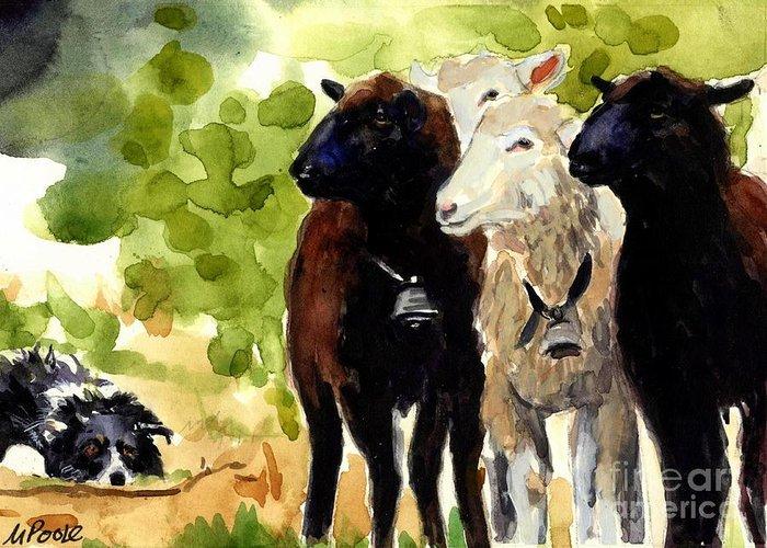 Herding Dog Greeting Cards