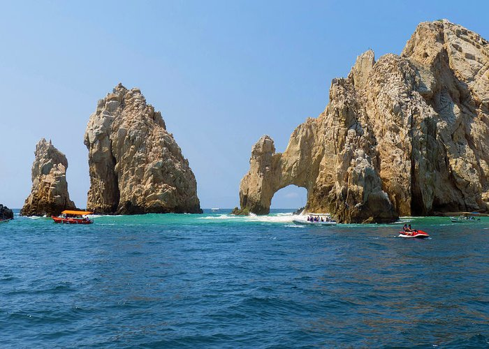 Cabo San Lucas Arch Greeting Cards