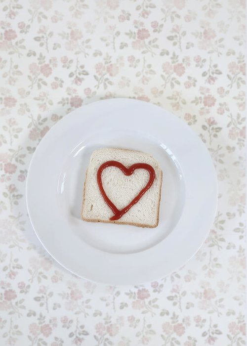 Toast Greeting Card featuring the photograph Hearty Toast by Joana Kruse