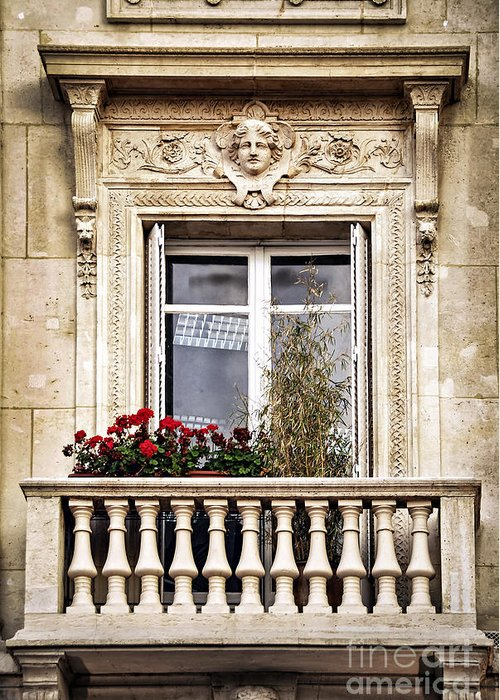Window Sill Photographs Greeting Cards