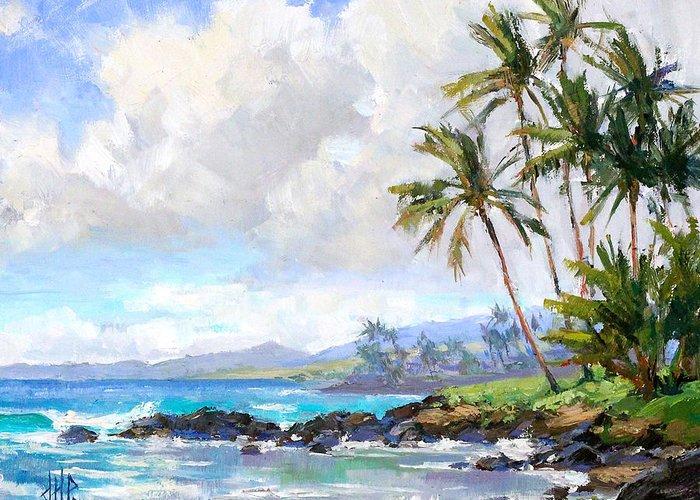 Hawaii Landscapes Stationery