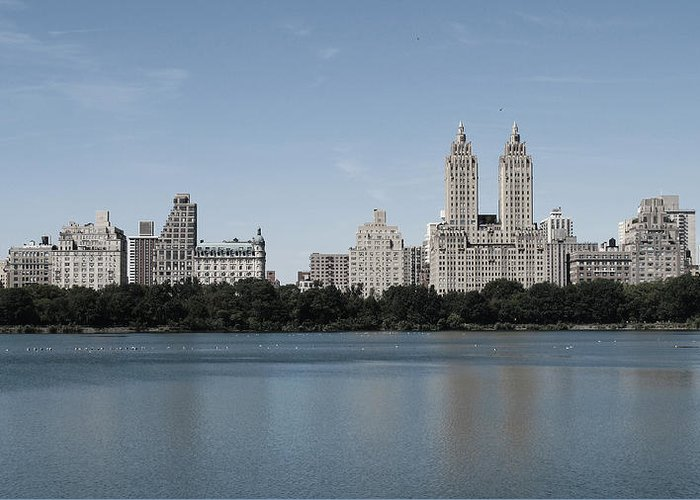 Manhattan Greeting Card featuring the photograph Upper East Side by Newyorkcitypics Bring your memories home