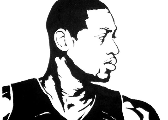 Dwyane Wade Greeting Card featuring the painting Wade by Tamir Barkan