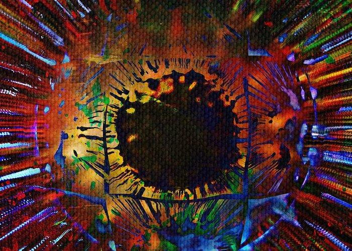 Fashion Greeting Card featuring the digital art Artwork For Sale by Meiers Daniel