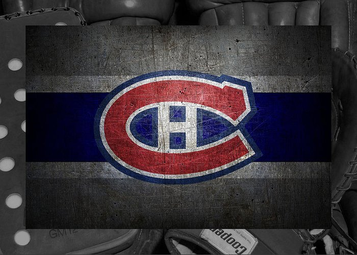 Montreal Hockey Greeting Cards