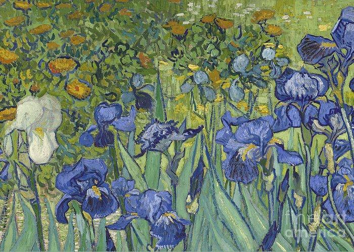 Van Gogh Reproductions Greeting Cards
