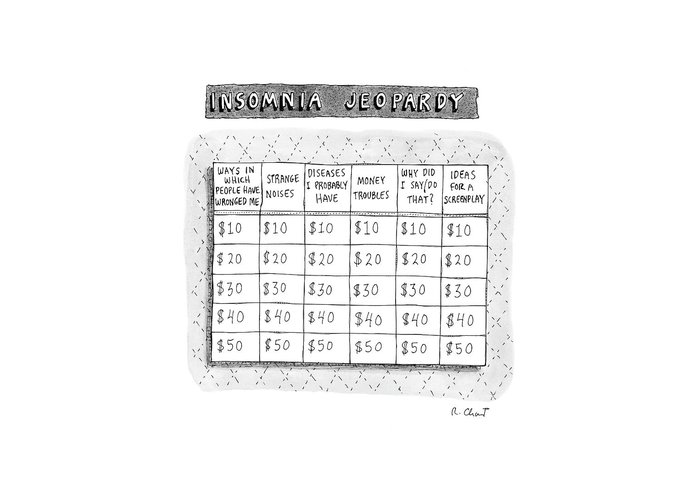 Chart Drawings Greeting Cards