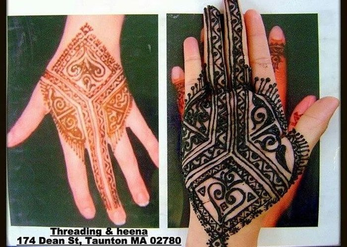 15% Off Henna Tattoos 174 Dean St Greeting Card for Sale by ...
