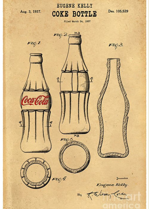 Cocacola Greeting Cards