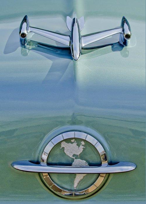 1954 Oldsmobile Super 88 Greeting Cards