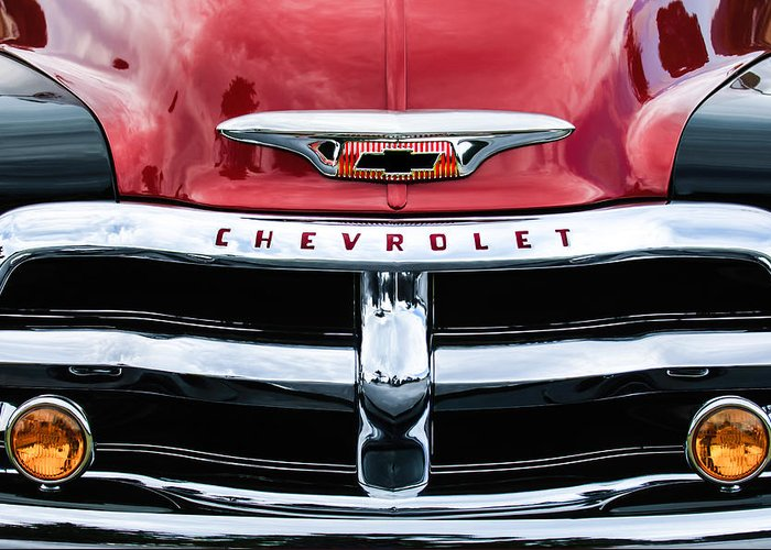 1955 Chevrolet Greeting Cards