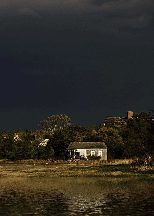 Keith Woodbury Greeting Card featuring the photograph After The Storm by Keith Woodbury