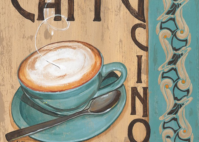 Bistro Cafes Greeting Cards