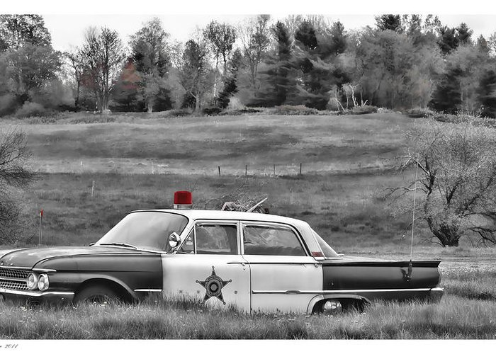 Automobile Greeting Card featuring the photograph Classic Cruiser by Richard Bean