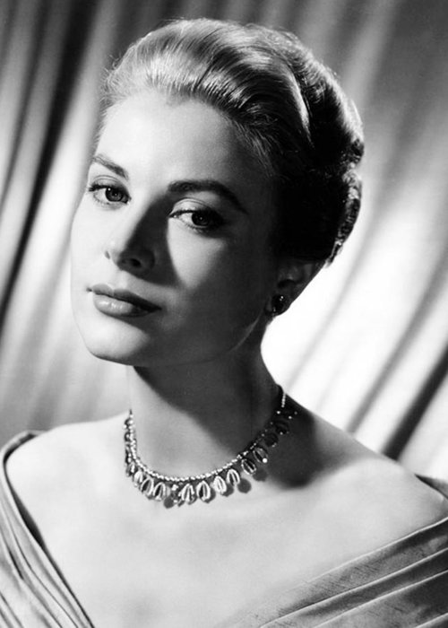 Grace Kelly Greeting Card featuring the photograph Grace Kelly by Silver Screen