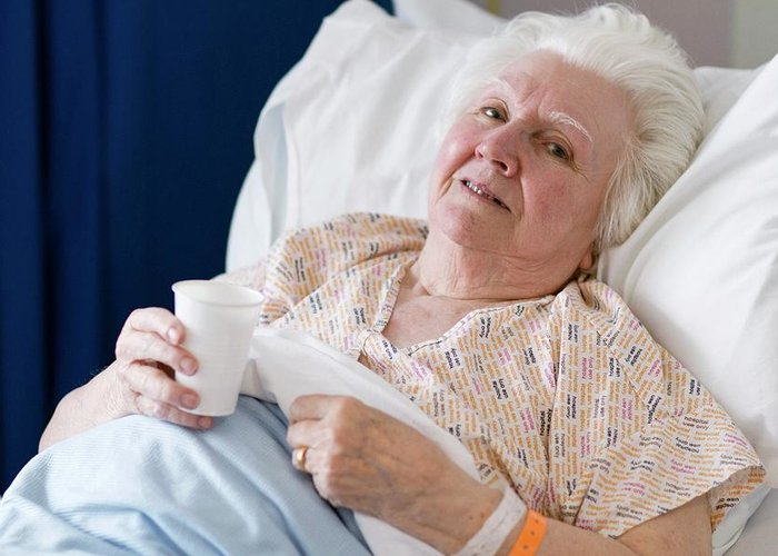 Inpatients Greeting Cards