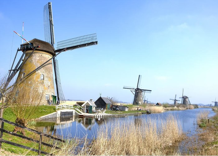 Gracht Greeting Cards