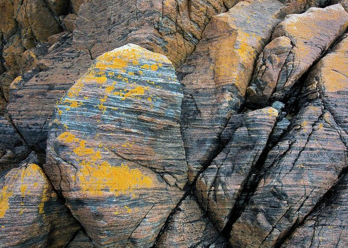Gneiss Greeting Cards