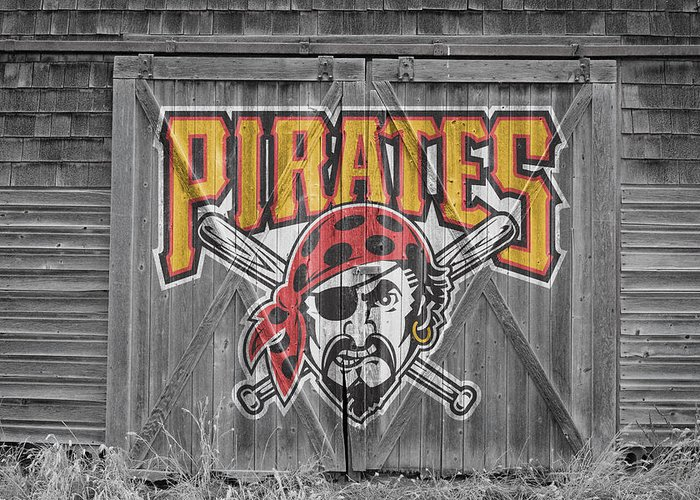 Pittsburgh Pirates Greeting Cards