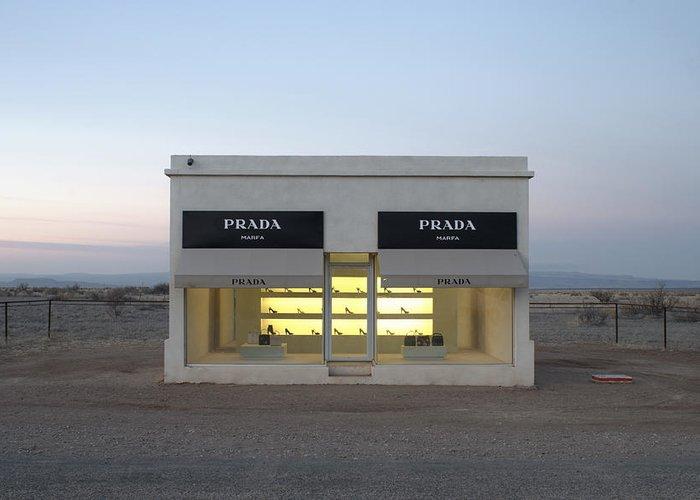 Desert Landscape Greeting Cards