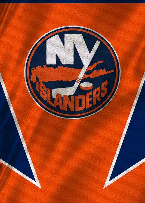 New York Islanders Greeting Cards