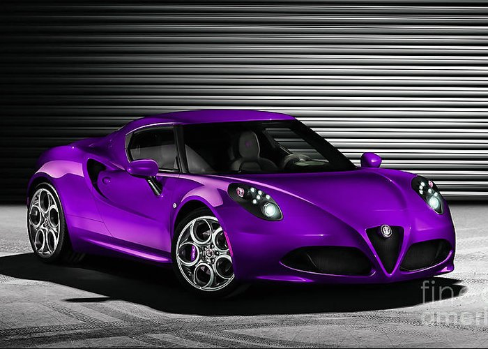 Designs Similar to Alfa Romeo by Marvin Blaine