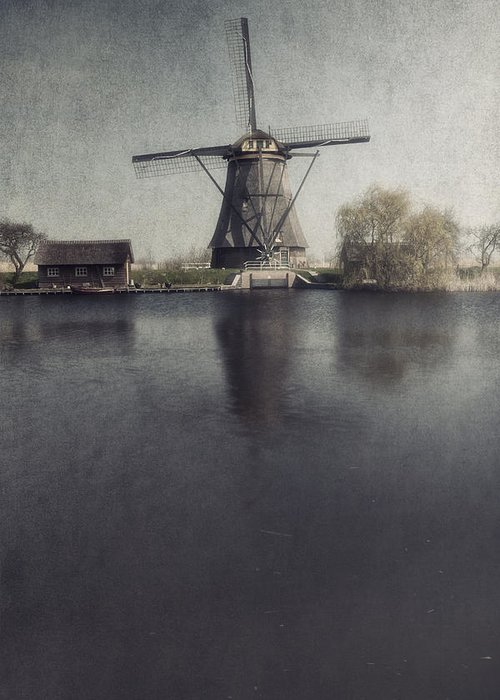 Mill Greeting Card featuring the photograph Windmill by Joana Kruse