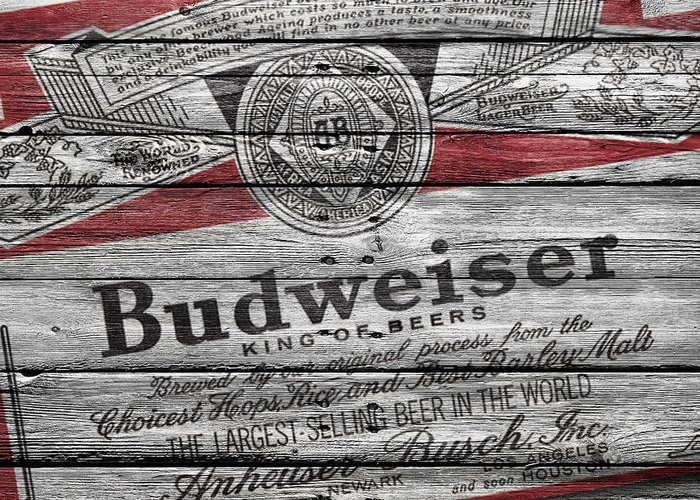 Budweiser Greeting Cards