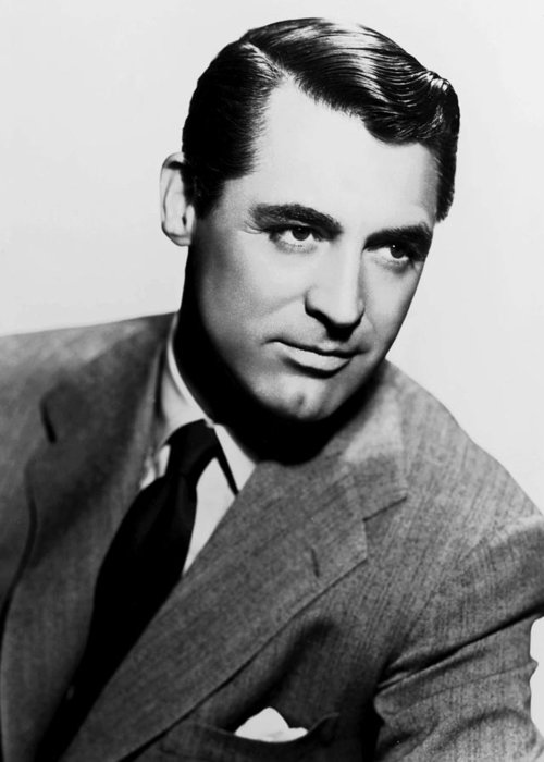 Cary Grant Greeting Cards