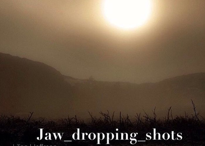Jaw_dropping_shots Greeting Card featuring the photograph Instagram Photo by Larry Marshall
