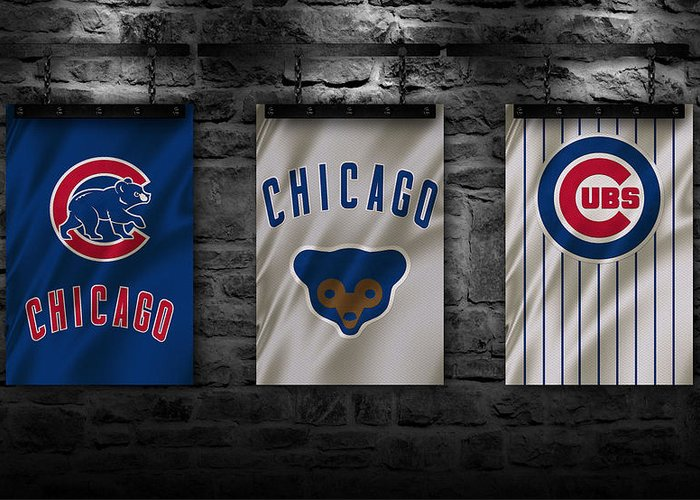Chicago Cubs Greeting Cards