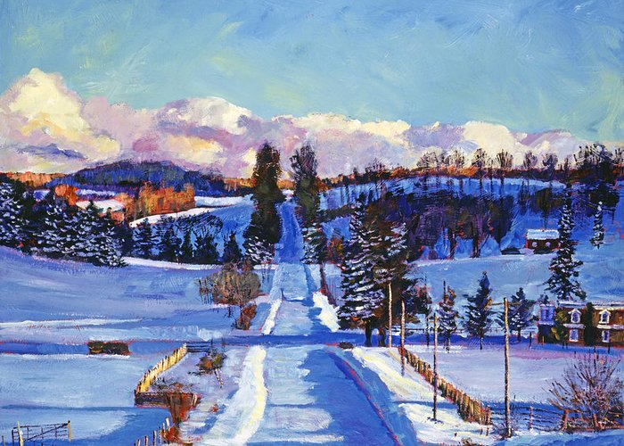 Canadian Scenery Greeting Cards