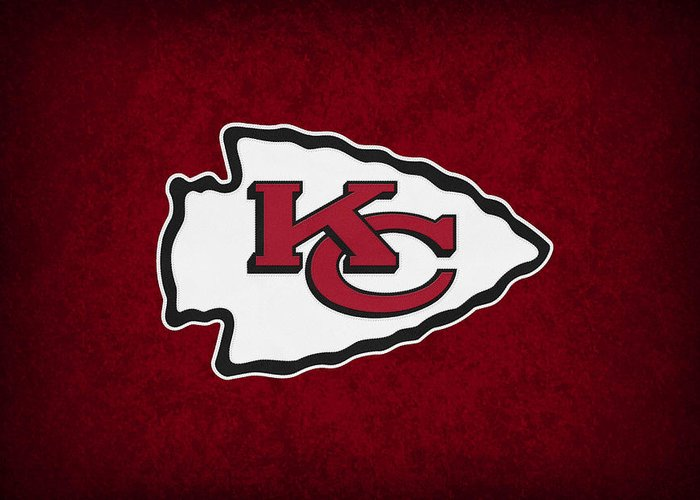 Chiefs Greeting Card featuring the photograph Kansas City Chiefs by Joe Hamilton