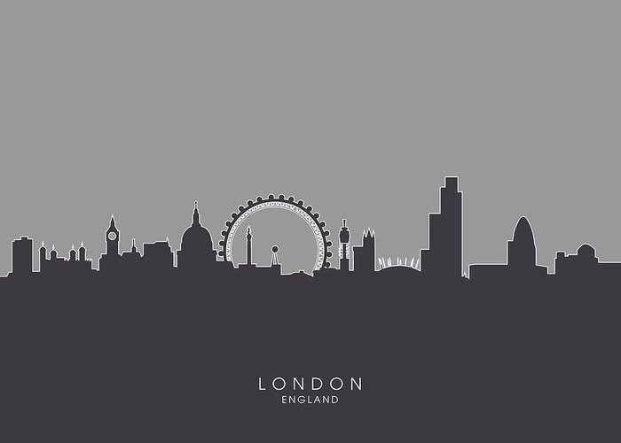 London Greeting Cards