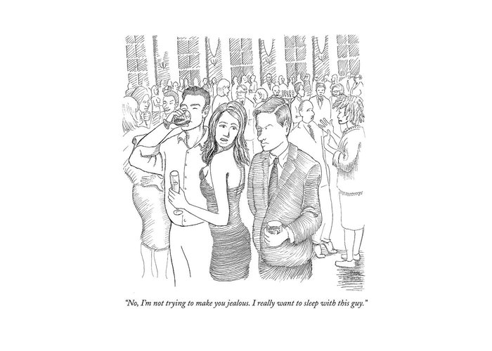 Infidelity Greeting Cards