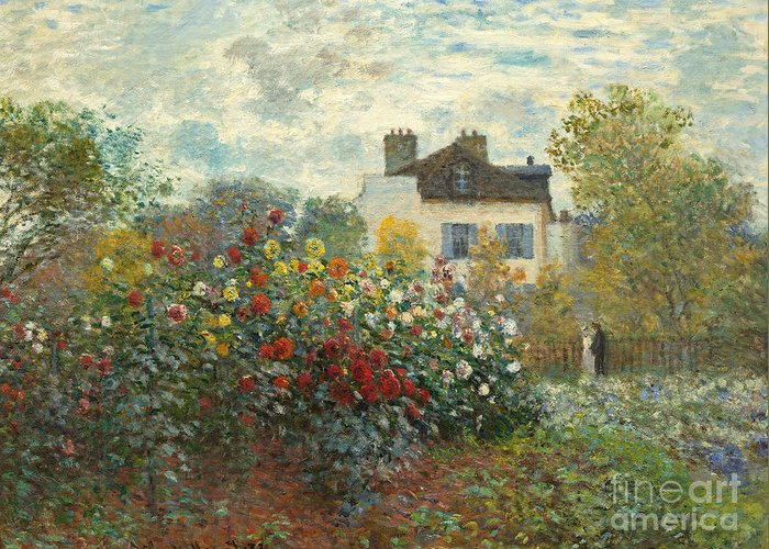 Monet Reproduction Greeting Cards