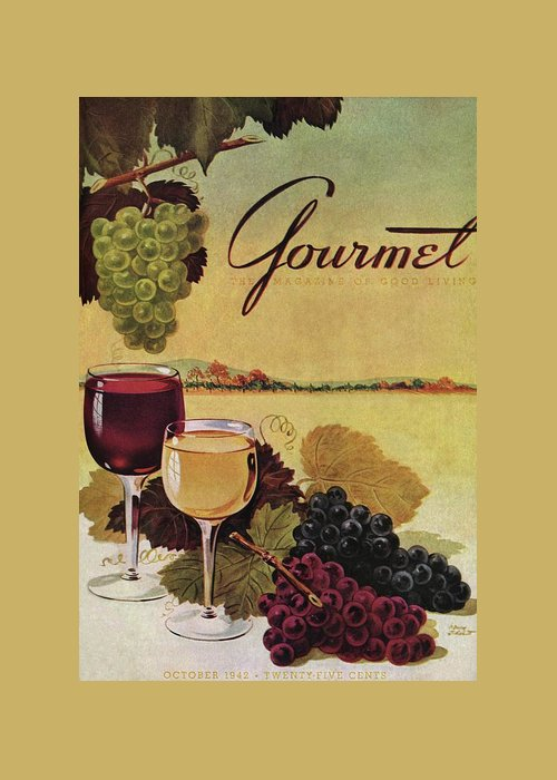 Viniculture Greeting Cards