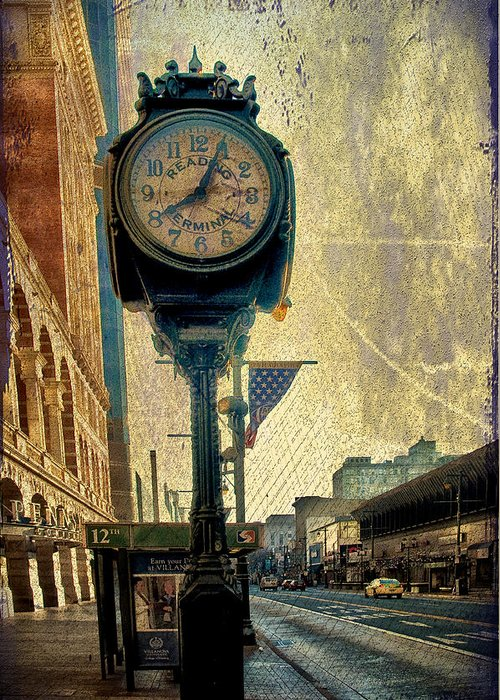 A Moment In Time Greeting Card featuring the photograph A Moment In Time by Bill Cannon