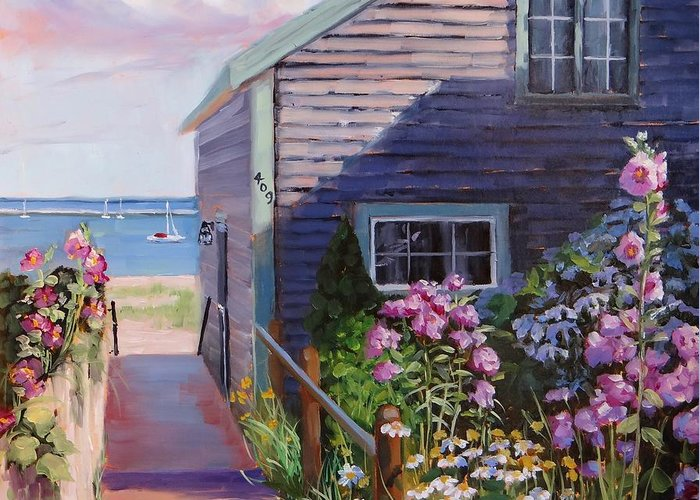 Cape Cod Paintings Greeting Cards