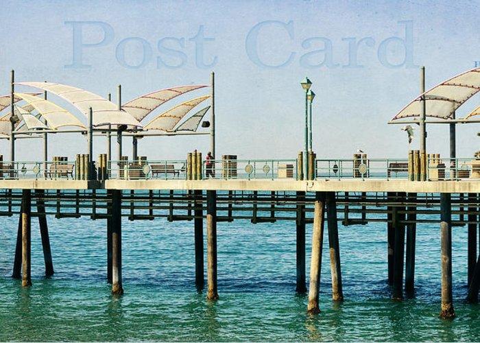 Redondo Beach Pier Greeting Cards
