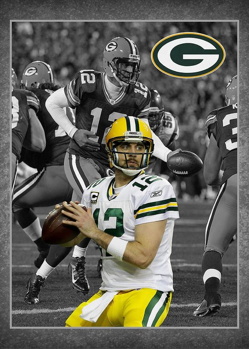 Green Bay Packers Greeting Cards