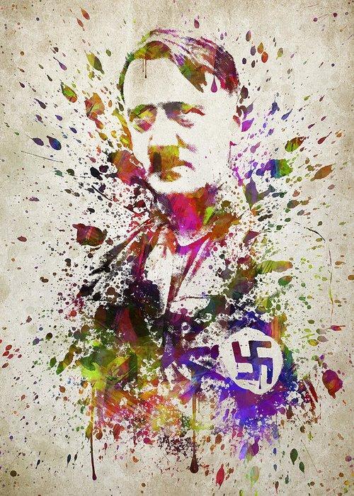 Adolf Greeting Cards